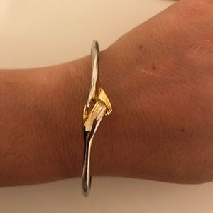 Marc Jacobs Holding Hands Bangle